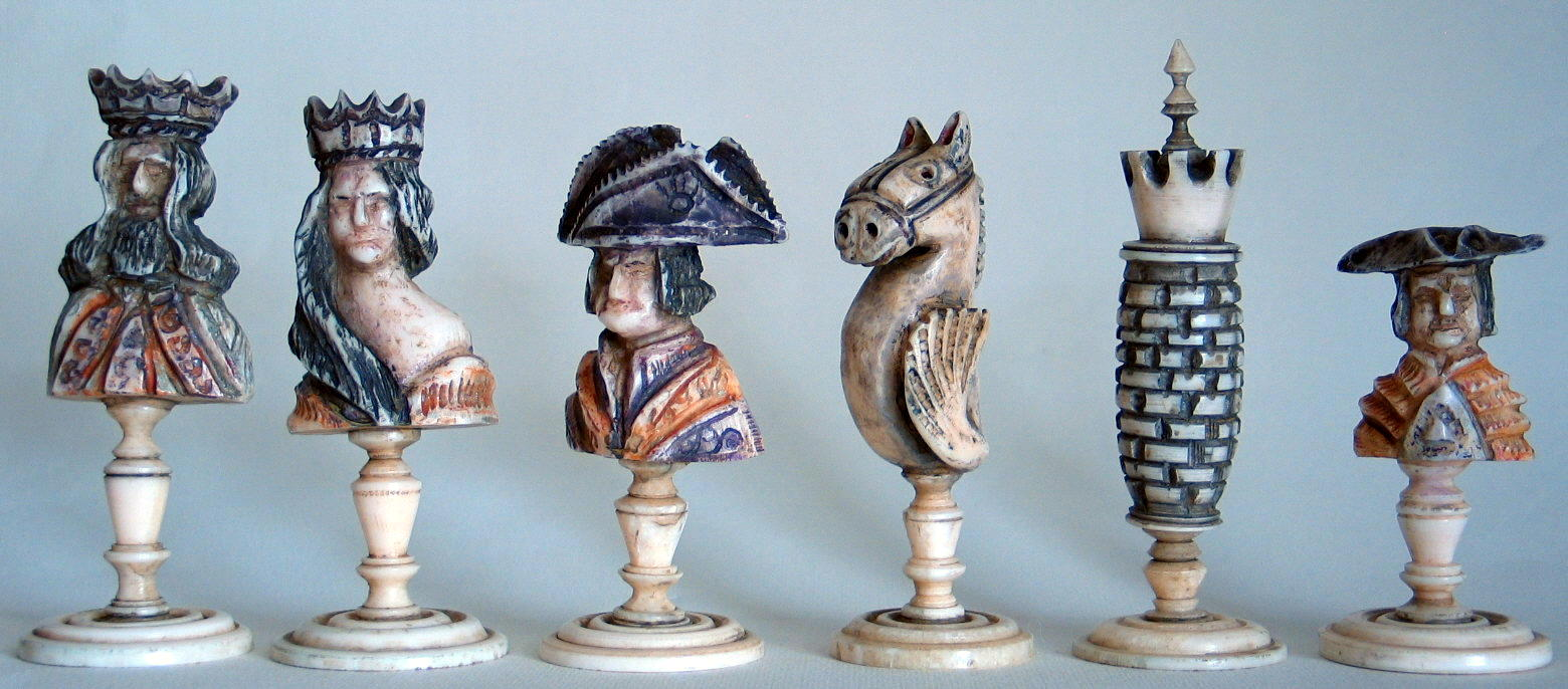 Restoration and antique chess sets - Collectible chess sets ...